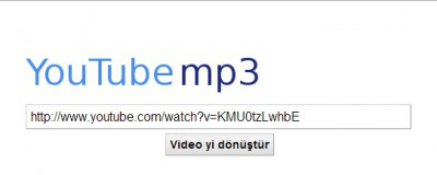 mp3-donusturucu